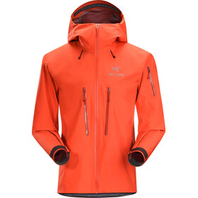 Arc'teryx M's Alpha SV Jacket Men Cardinal